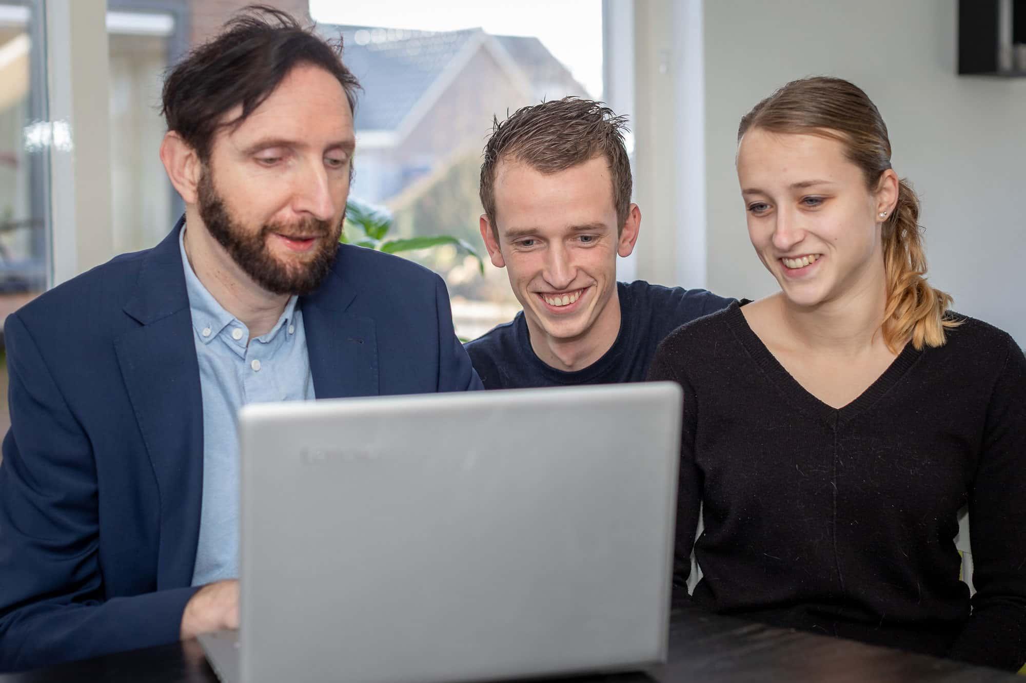 Hypotheek advies gesprek voor starters